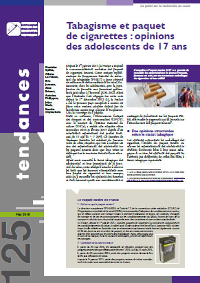 Tabagisme et paquet de cigarettes : opinions des adolescents ...